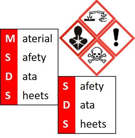 Skal der udarbejdes sikkerhedsdatablade for kosmetiske produkter
