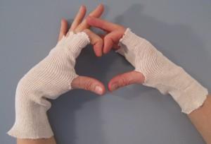 Fingerlose bomuldshandsker01