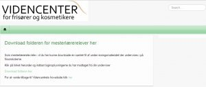For elever: Download materialet til undervisning